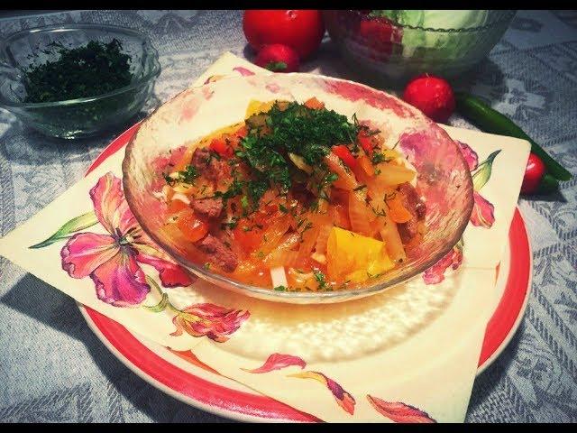 Лагман. Восточная кухня // Oriental cuisine