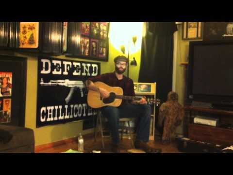 DEREK W. DUNN  -MAGNOLIA TREE-  live acoustic @2dollarpistoltattoo