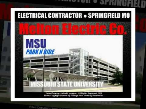 Springfield MO Electrical Contractors Review | Melton Electric Company Springfield MO