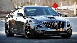 2016 BUICK GNX Review