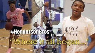 "Henderson Bros Ep 1 ""Where It All Began"""