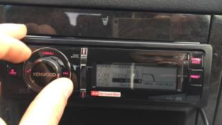 KENWOOD I-K700 MP3/WMA/AAC/CD/USB/SD/AUX receiver