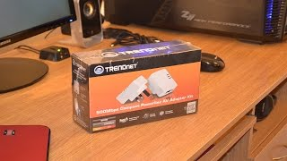 How to Set up a Powerline Adapter | TRENDnet TPL406E2K 500Mbps
