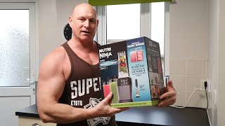 Nutri Ninja,the BEST blender for PROTEIN SHAKES? 1000w with Freshvac,NO MORE FOAM ! REAL world test