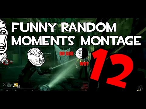 Dead by Daylight funny random moments montage 12