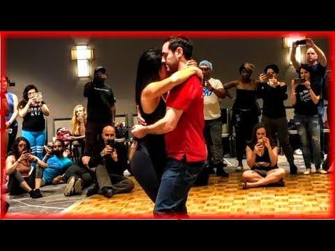 To Build a Home - The Cinematic Orchestra | Atlanta Kizomba Festival - Eddie & Hannah | B-Zouk
