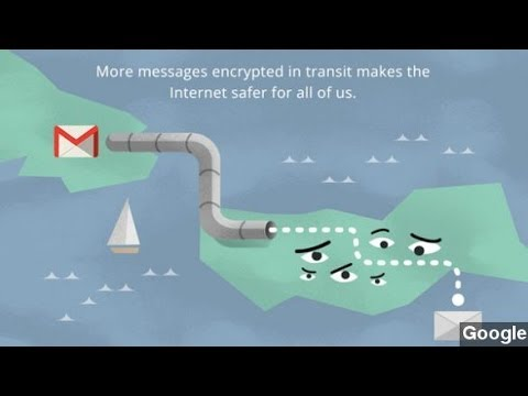 Google Plans Heavy-Duty Email Encryption Add-On