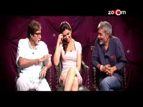 Amitabh Bachchan, Deepika Padukone & Prakash Jha talk on Aarakshan - Exclusive interview