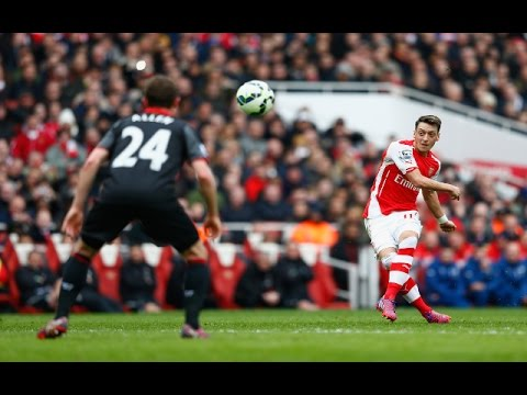 Brenda Rodgered!! | Arsenal 4 Liverpool 1