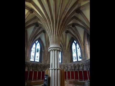 "The choir of Lichfield Cathedral sing the lovely advent hymn ""Lo ! He comes with clouds descending"" . Words by Charles Wesley rewritten from the original tex..."