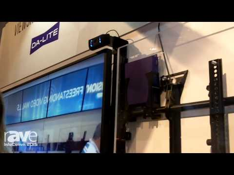 InfoComm 2015: Chief Debuts ViewShare Technology for Fusion Accessory