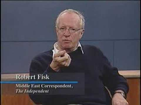 Conversations with History: Robert  Fisk