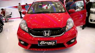 New Honda Brio Satya 2017,Exterior and Interior