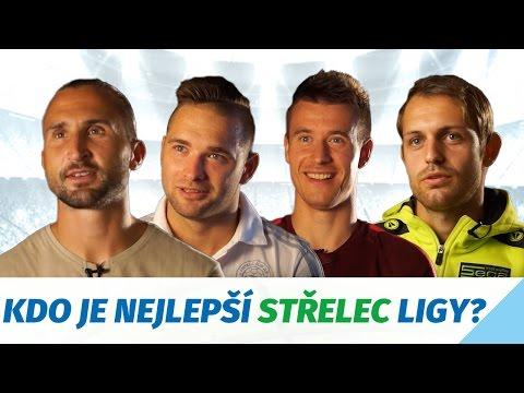Fotbalový kvíz: Kdo je nejlepším střelcem v historii české ligy?