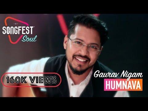 Humnava | Cover | Gaurav Nigam | Songfest Soul | Papon