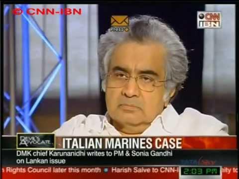 CNN-IBN Harish Salve 17 .3.2013