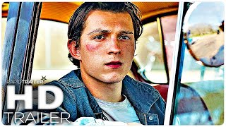 THE DEVIL ALL THE TIME Official Trailer (2020) Tom Holland, Robert Pattinson Movie HD