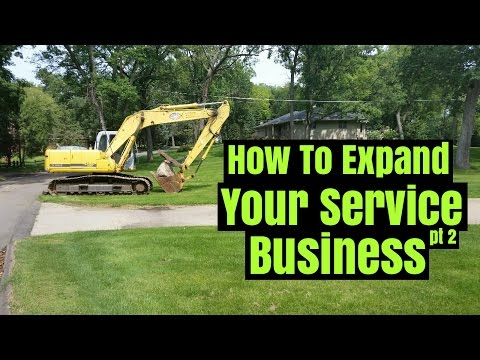 How do I Expand my Lawn Care Business? #2