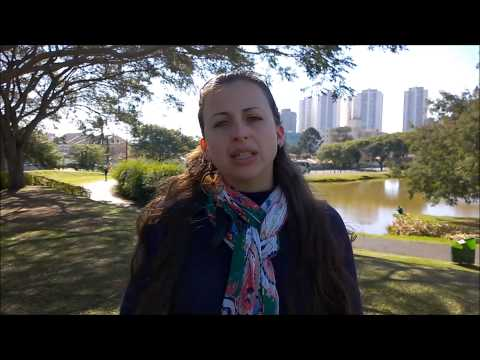 Mensagem de Aline Ogliari - Pastoral Juventude Nacional