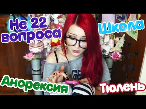 Не 22 вопроса,тюлень,школа и анорексия|Not 22 questions,seal,school and anorexia