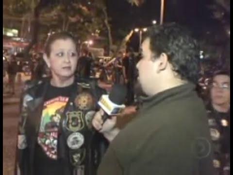 RJTV - Motociclistas se Reúnem na Praça Vanhargem Moto Point toda quina-feira