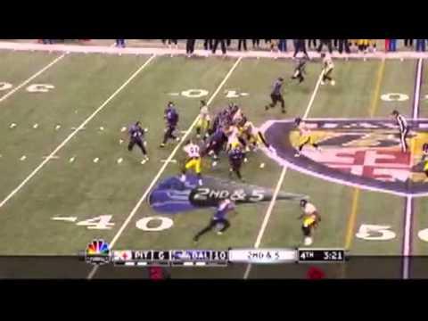 Steelers Best Play video