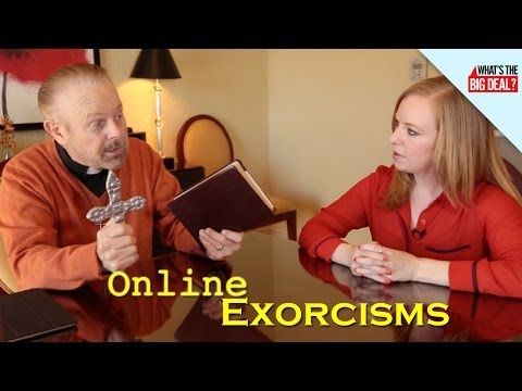 Skype Exorcisms: Expelling Demons Through Video Chat