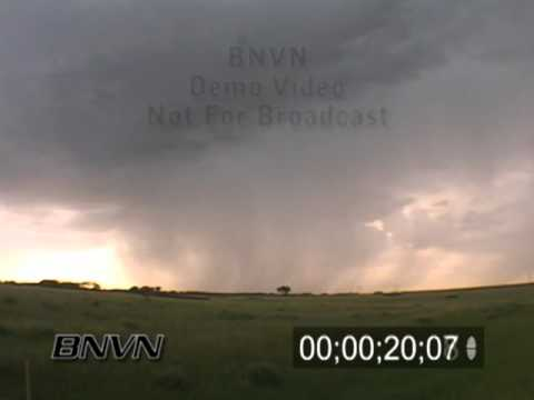 6/7/2006 Storm Clouds Time-lapse Video