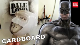 DIY Batman Cowl Part 1 -  Cereal Box Cardboard (free download) // Cosplay How to #112