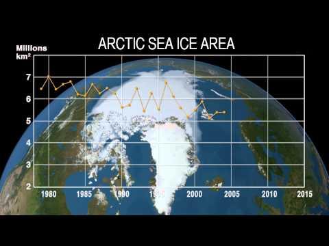 NASA| Arctic sea ice reaches 2014 minimum extent