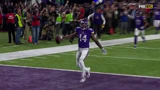 Stefon Diggs Miracle Game Winning TD (Paul Allen's Radio Call in sync) ᴴᴰ