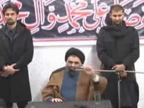Majlis-e-shab-e-ashoor 1431 - Ustad Syed Jawad Naqvi - Urdu video