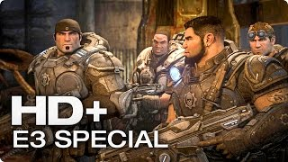 GEARS OF WAR E3 Special