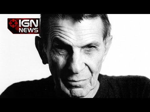 Star Trek Great Leonard Nimoy Dies at Age 83 - IGN News