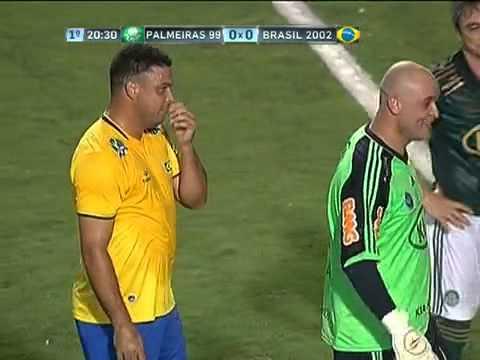 Palmeiras (99) 2x2 Brasil (2002) - Video Oficial Despedida SÃo Marcos 11-12-2012 video