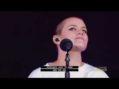 Hillsong United - Let There Be Light  (Live show at Caesarea)