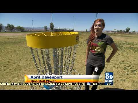 Desert Oasis High School Disc Golf