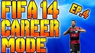 FIFA 14 CAREER MODE - PAPARAZZI - MY PLAYER EP #04