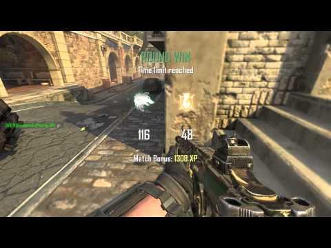 Blops2 Domination - Slums 84&12 Full Match