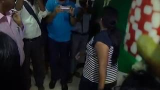 Lady Singam | Mangalore Mayor | Kavitha Sanil |Raid