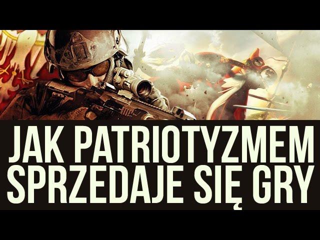 Jak patriotyzmem sprzedaje się (kiepskie) gry [tvgry.pl]