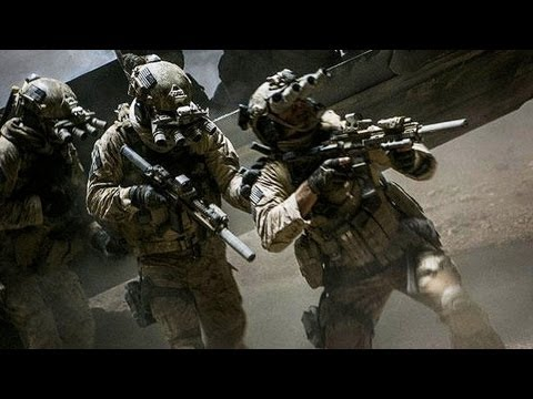 Zero Dark Thirty - The Real Seals Featurette