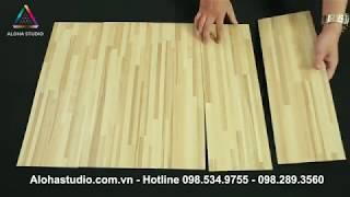 Phông nền vân gỗ PVC bền đẹp, làm nền chụp sản phẩm