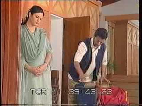 Scenes with Irrfan Khan in an earlier serial SPARSH directed...