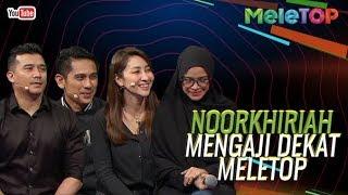 Noorkhiriah mengaji dekat MeleTop   MeleTOP   Nabil & Neelofa