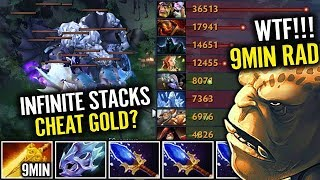 ACE [Alchemist] NETWORTH TO THE MOON - WTF!? Monster Sleep in Jungle