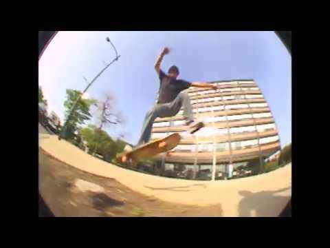 Roberto Clemente - Chicago Skateboarding