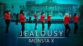 [KPOP IN PUBLIC CHALLENGE] JEALOUSY - MONSTA X (몬스타엑스) [Dance Cover by Skill Dance]