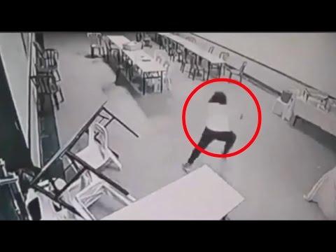 Top 10 Fenomenos paranormales captados en video