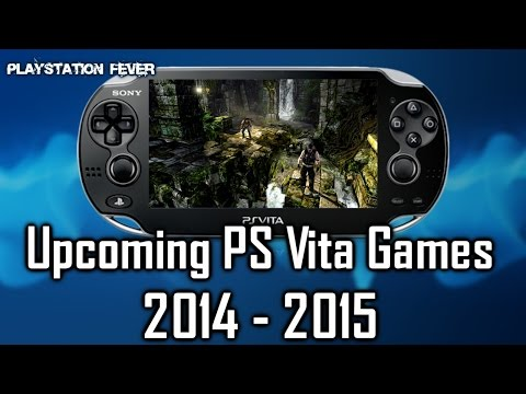 All Upcoming PS Vita Games for 2014 & 2015